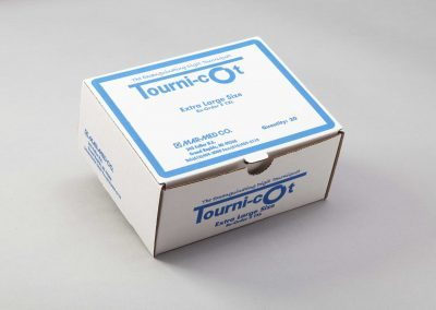 Extra Large Tourni-Cot Box | Box of 20 Units | Digit Tourniquets | Emergency Medicine | Finger and Toe Tourniquet | Surgery Devices for Hand | Mar-Med