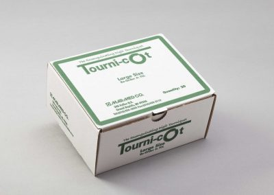 Large Tourni-Cot Box | 20 units | Tourni-Cot | Digital Tourniquet Application | Finger and Toe Tourniquet Application | Hand Surgery | Digital Tourniquet | Nailbed Repair | Nailbed Injury | Nailbed Lacerations | Ring Tourniquet | Ring Digital Tourniquets | Mar-Med Medical Device