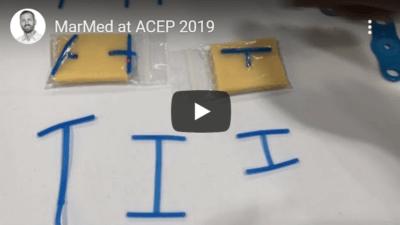 Dr. Robert Orman Interviews Mar-Med at ACEP 2019