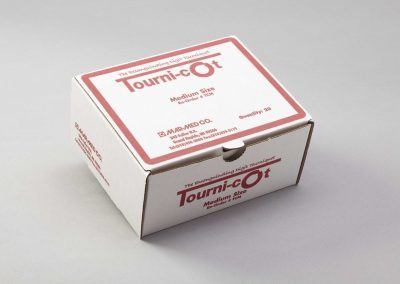 Medium Tourni-Cot Box | Box of 20 Units | Digit Tourniquets | Tourni-Cot | Digital Tourniquet Application | Finger and Toe Tourniquet Application | Hand Surgery | Digital Tourniquet | Nailbed Repair | Nailbed Injury | Nailbed Lacerations | Ring Tourniquet | Ring Digital Tourniquets | Mar-Med Medical Device