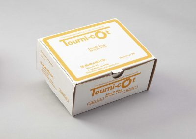 Small Tourni-Cot Box | Box of 20 Units | Digit Tourniquets | Emergency Medicine | Finger and Toe Tourniquet | Surgery Devices for Hand | Mar-Med