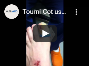 Extra Large Tourni-Cot | Ingrown Toenail | Foot Surgery | Emergency Medicine | Toe Tourniquet | Digit Tourniquet | Medical Devices | Mar-Med