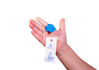 Uni-Cot 2.0 | Digit Tourniquet | Finger Tourniquet | Toe Tourniquet | Tourniquet | Pediatrics | Emergency Medicine | Finger injuries | Toe Injuries | Nailbed Injuries | Finger Lacerations | Digit Lacerations | Tring | Tring alternative | T-Ring Substitute | Mar-Med